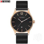 Curren Black Watch | Watches for sale in Nairobi, Nairobi Central
