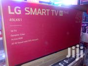 """LG 49"""" With Magical Remote 