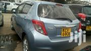 New Toyota Vitz 2012 Blue | Cars for sale in Nairobi, Nairobi Central