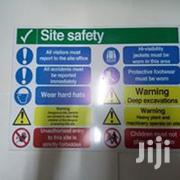 Safety Signs | Computer & IT Services for sale in Nairobi, Nairobi Central