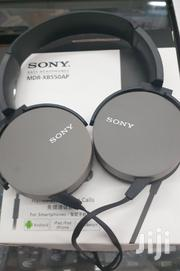 Sony Mdr-xb 550ap Headphone   Accessories for Mobile Phones & Tablets for sale in Nairobi, Nairobi Central
