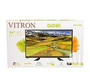 Vitron 24 Inch HD - Digital LED TV | TV & DVD Equipment for sale in Uasin Gishu, Kimumu