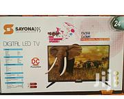 Sayona SY LED - Digital Free To Air HD TV 24 Inches | TV & DVD Equipment for sale in Kisii, Kisii Central