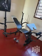 Workout Bench Multifunctional | Sports Equipment for sale in Mombasa, Tononoka