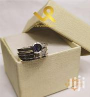 Genuine Custom 925 Sterling Silver Couple Wedding Ring | Jewelry for sale in Nairobi, Nairobi Central