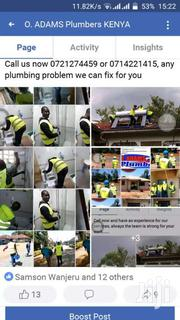 Am International Professional Plumber Who Has Worked Internationally | Manual Labour CVs for sale in Nairobi, Nairobi Central