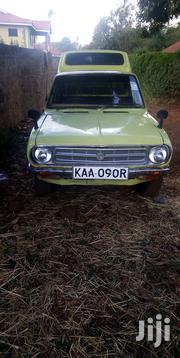 Datsun 120 1990 Yellow | Cars for sale in Kiambu, Kabete