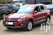 New Volkswagen Tiguan 2014 Red | Cars for sale in Kiambu, Township C