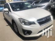 Subaru Impreza 2013 White | Cars for sale in Mombasa, Tudor