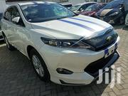 New Toyota Harrier 2015 White | Cars for sale in Mombasa, Shimanzi/Ganjoni