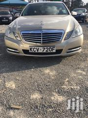 Mercedes-Benz E200 2012 Gold | Cars for sale in Nairobi, Parklands/Highridge
