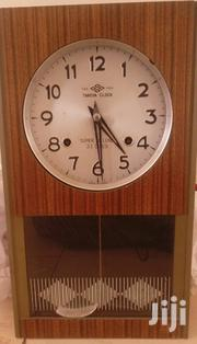 Antique Clock - Working | Home Accessories for sale in Mombasa, Shimanzi/Ganjoni