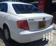 Toyota Corolla 2009 White | Cars for sale in Mombasa, Bamburi