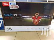 55inches Tcl Smart Tv With Netflix. Order We Deliver | TV & DVD Equipment for sale in Mombasa, Tudor