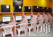 Cyber Cafe Desk Design And Wiring | Building & Trades Services for sale in Nairobi, Embakasi