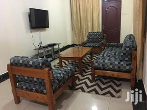 A Fully Furnished House On A Flat For Rent