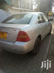 Toyota Corolla 2005 160i GL Limited Edition Silver | Cars for sale in Nairobi, Zimmerman