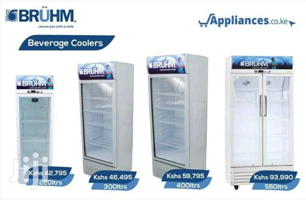 Special Offer On Glass Display Fridges With Warranty Bruhm.