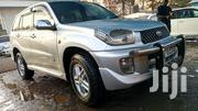 Toyota RAV4 2003 Automatic Silver | Cars for sale in Nairobi, Ngara