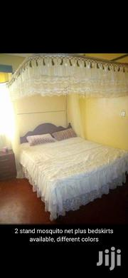 Two Stand Sliding Rails Mosquito Net And Bedskirt   Home Accessories for sale in Kisumu, Central Kisumu