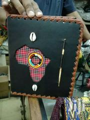 A4 Size Handmade Leather Menu Covers | Arts & Crafts for sale in Kajiado, Ongata Rongai