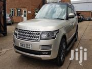 Land Rover Range Rover Vogue 2013 Gold | Cars for sale in Nairobi, Parklands/Highridge