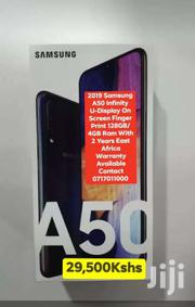 2019 Samsung A50 Infinity U-display On Screen Finger Print 128GB/4GB | Mobile Phones for sale in Mombasa, Mji Wa Kale/Makadara