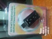 Usb Sound Card Adapter | Computer Accessories  for sale in Nairobi, Nairobi Central