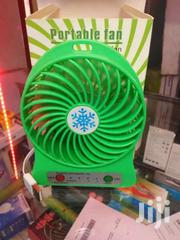 Mini USB Rechargeable Portable Table Fan | Computer Accessories  for sale in Mombasa, Magogoni