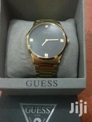 Guess Designer Elegant Gold Watch | Watches for sale in Nairobi, Embakasi