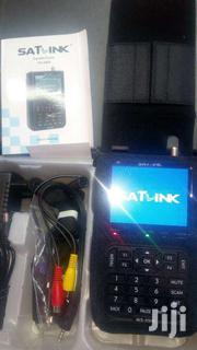 Digital Satellite Finder Satlink 6906 | TV & DVD Equipment for sale in Homa Bay, Mfangano Island