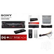 Sony CDX-G1200U - CD MP3 WMA USB AUX Car Stereo Radio Tuner Player   Vehicle Parts & Accessories for sale in Nairobi, Nairobi Central