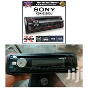 Sony Cdx-g1200u Car Audio Cd Mp3, USB Aux   Vehicle Parts & Accessories for sale in Nairobi, Nairobi Central