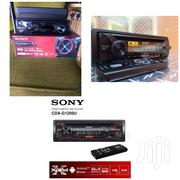 Sony Cdx-g1200u Cd, Usb, Aux Receiver   Vehicle Parts & Accessories for sale in Nairobi, Nairobi Central
