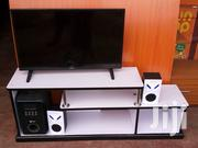 """Tv Stand Holding A Maximum Of 40"""" Tv 