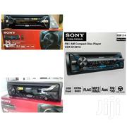 Sony CDX-G1201U Car Stereo With USB AUX AM/FM Mega Bass | Vehicle Parts & Accessories for sale in Nairobi, Nairobi Central