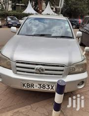 Toyota Kluger 2005 Silver | Cars for sale in Nairobi, Embakasi