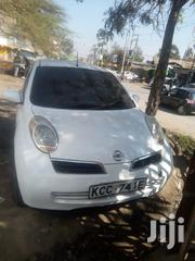 Nissan March 2007 White | Cars for sale in Nairobi, Umoja II