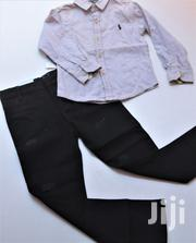 Khaki Trouser Set | Children's Clothing for sale in Nairobi, Nairobi Central