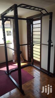 Mirafit Heavy Duty Olympic Power Cage With Multi Grip Pull Up Bar | Sports Equipment for sale in Nairobi, Parklands/Highridge