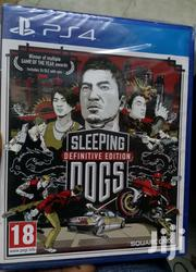 Sleeping Dogs For Ps4 | Video Games for sale in Nairobi, Nairobi Central