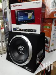Pioneer Dual Din Radio Avh-a315bt + Powered Ma Subwoofer | Audio & Music Equipment for sale in Nairobi, Nairobi Central