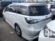 Toyota Wish 2013 White | Cars for sale in Mombasa, Tudor