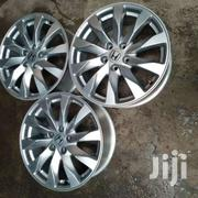 """CRV Rims Size 18inch"""" 