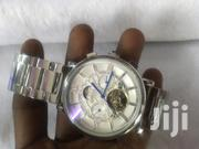 Quality Mechanical Silver Cartier Watch | Watches for sale in Nairobi, Nairobi Central