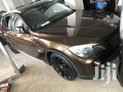 BMW X1 2012 Gold | Cars for sale in Mombasa, Tudor
