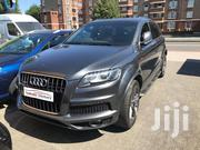 Audi Q7 2011 Gray | Cars for sale in Mombasa, Shimanzi/Ganjoni