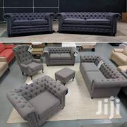 6 Seater Chester Plus A Wingchair | Furniture for sale in Nairobi, Ngara