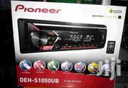 Pioneer DEH-S1050UB CD USB Car Radio FM AUX Brand New | Vehicle Parts & Accessories for sale in Nairobi, Nairobi Central