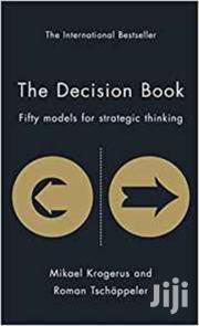 The Decision Book-mikael Krogerus And Roman Tschappeler | Books & Games for sale in Nairobi, Nairobi Central